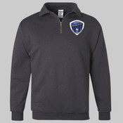 Mens 1/4 Zip Cadet