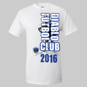 2016 Diablo Futbol - Ultra Cotton™ T-Shirt